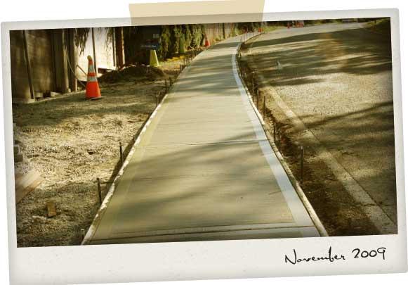 City of Normandy Park sidewalks Project