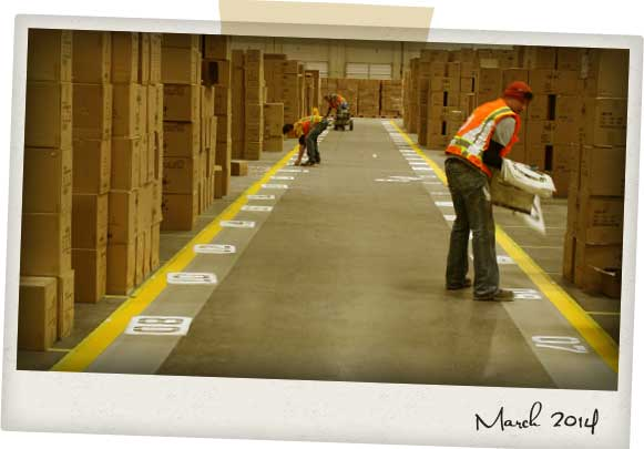 Funko Warehouse Project