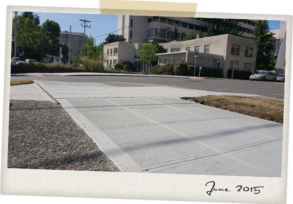 Swedish Hostpital Sidewalk Repair Project